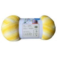 BigScoop 284g Megaball - Farbe 710 = Weiß-Gelb