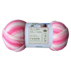 BigScoop 284g Megaball - Farbe Rosa