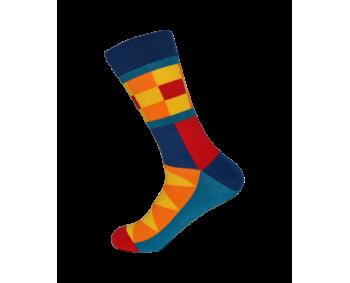 1 Paar bunte Socken - UNISEX - GR.36-40 - 009