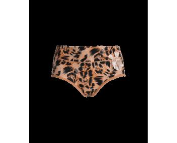 Damen-Slip - Unterhose - Taillenslip - Beige