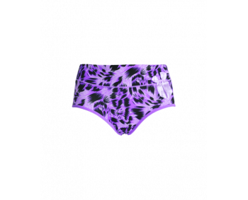 Damen-Slip - Unterhose - Taillenslip - Lila