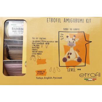 Etrofil Amigurumi Kit
