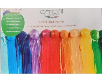 Etrofil Hand Dye Kit - Zum Selberfärben !!!