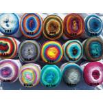 Mandala - 150g Cake - Farbe 228