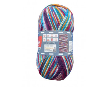 Twister Sox 4 Color - Sockenwolle 100g - Farbe 125