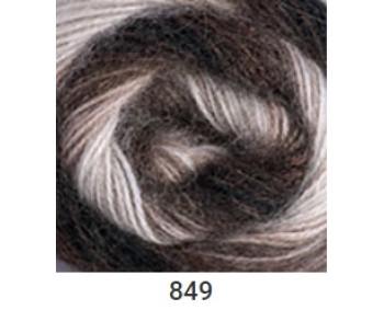 Angora Active von YarnArt - 100g - Farbe 849