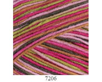 !NEU! Jeans Crazy von YarnArt - 50g - Farbe 7206